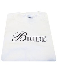 Bridal Shower gift T-Shirt.