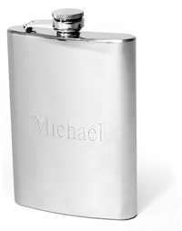 Classic Shiny Flask