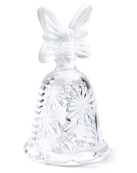 Crystal Butterfly Bell