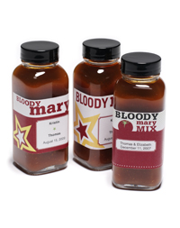 Personalized Bloody Mary Mix