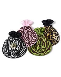 Zebra Jewelry Pouch