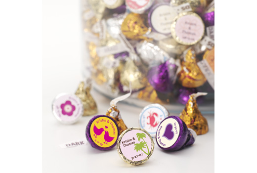 Personalized HERSHEY'S©  Kisses