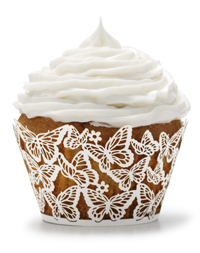 Butterflies Cupcake Wrappers