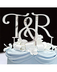 P2129 m Wedding Cake Toppers