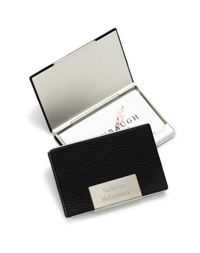 Leather Business Card Case