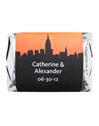 Personalized HERSHEY'S NUGGETS® Chocolates - New York, New York