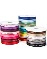 Deluxe Personalized Ribbon - 5/8""
