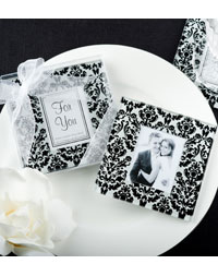 1940s theme wedding favors