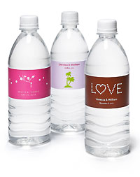 Personalized Water Bottles - NEW DESIGNS