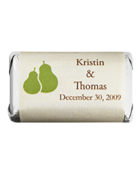 Personalized HERSHEY'S MINIATURES® Chocolates - The Perfect Pair