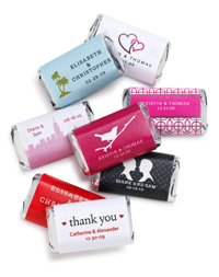 Personalized HERSHEY'S MINIATURES© Chocolates NEW DESIGNS!