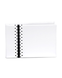 The Knot Polka-dot Collection Guest Book