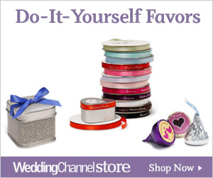 WeddingChannelstore: Do-It-Yourself Favors: shop now
