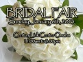 The 2013 Bridal Fair