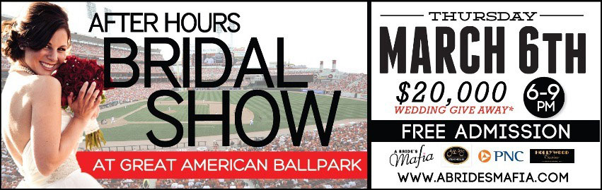 Afterhours Bridal Show at Great American Ballpark