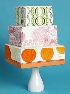 انواع کیک  مدل 2012