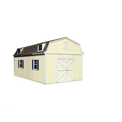 Sheds &amp; Installed Structures