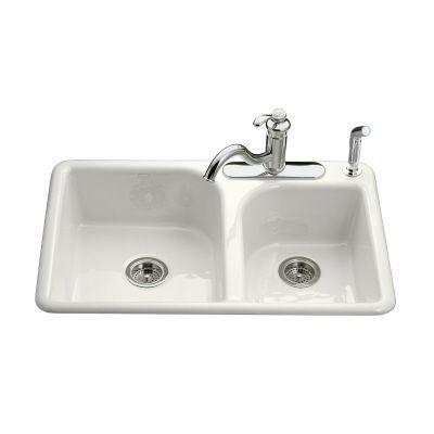 Other Material Double Basins