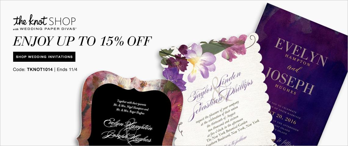stunning invitations