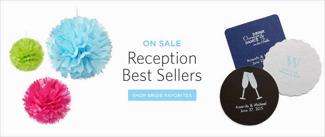 reception essentials on sale!