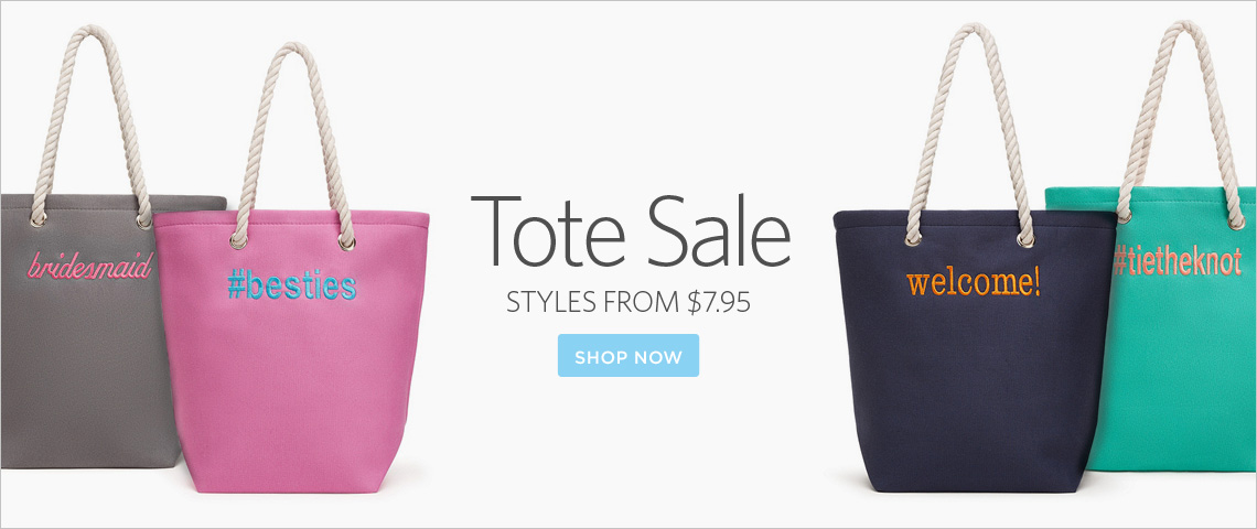 totes sale!